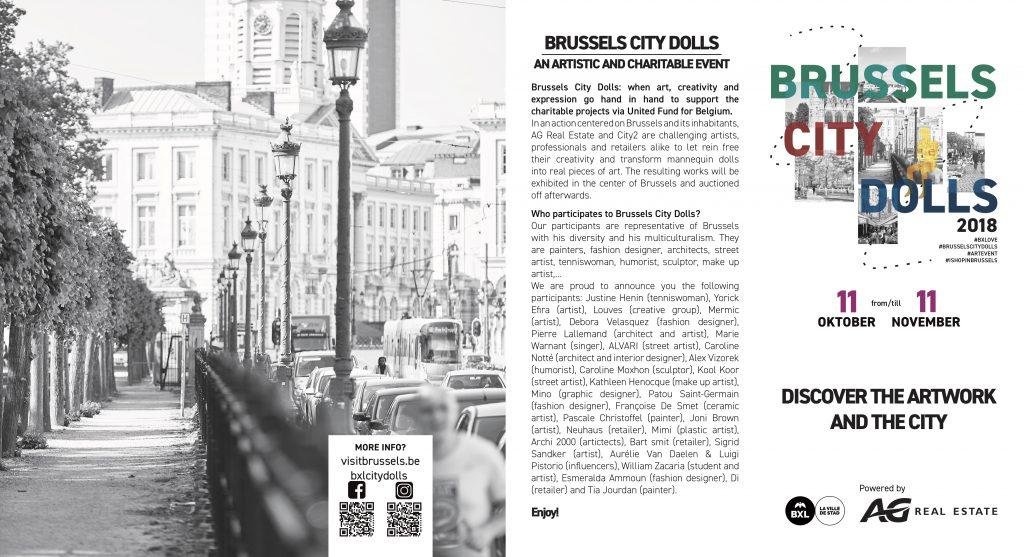 BRUSSELS CITY DOLLS